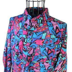 VTG Brooks & Dunn Allover Western Shirt